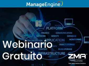 Webinario ManageEngine